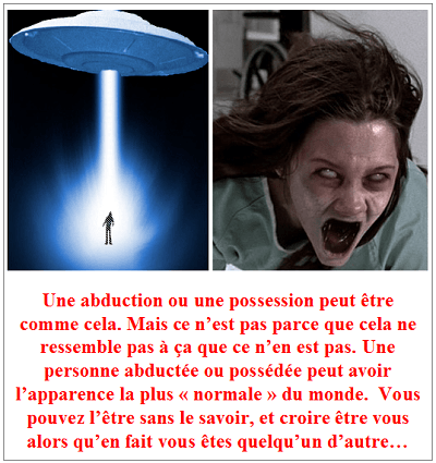 Abduction et possession