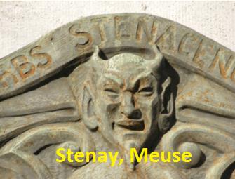 Stenay la Ville du Diable